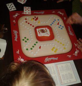Keezenspel met spelregels
