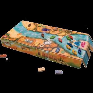 Iguazu- spel van 999-games