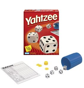Yathzee spelregels