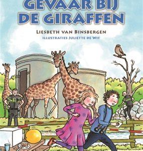 Zookids- Gevaar bij de giraffen