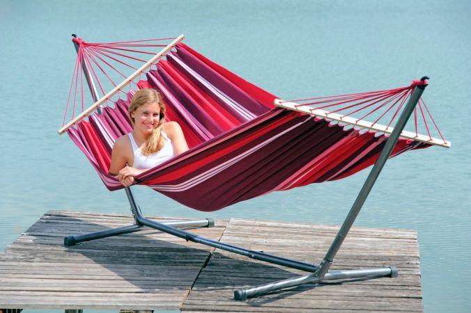 Hangmat Op Balkon : Time to relax win een hangmat gesloten thuisleven