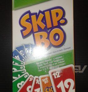 spelregels van SKIP-BO