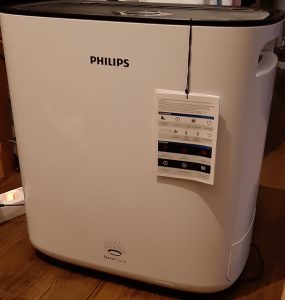 Philips HU5930/10 luchtreiniger en luchtbevochtiger