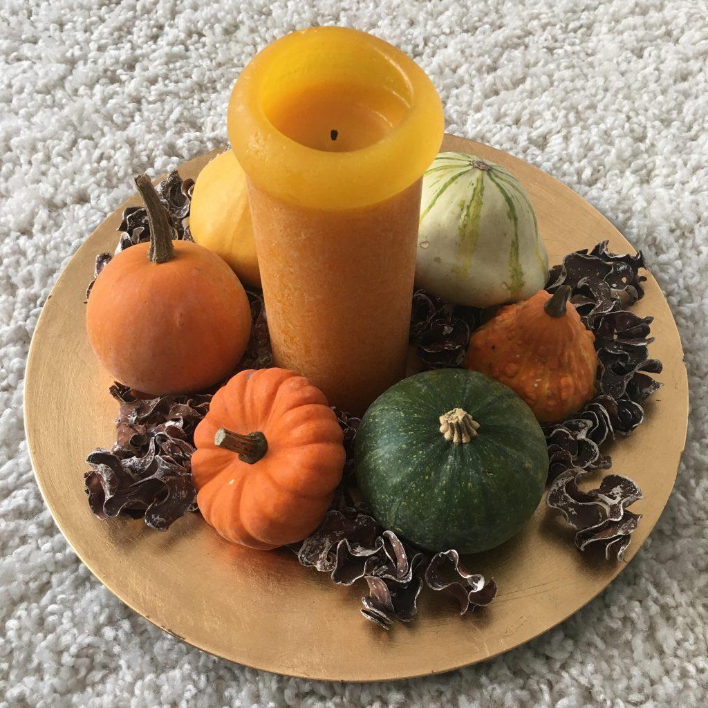 Thuis decoreren voor Halloween