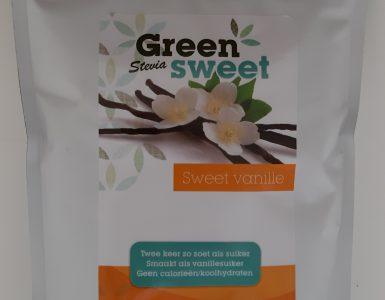Suikervrije, vegan