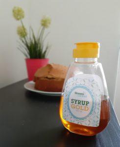 Syrup gold bakken minder calorieën