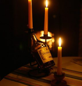 Hennessy mixen