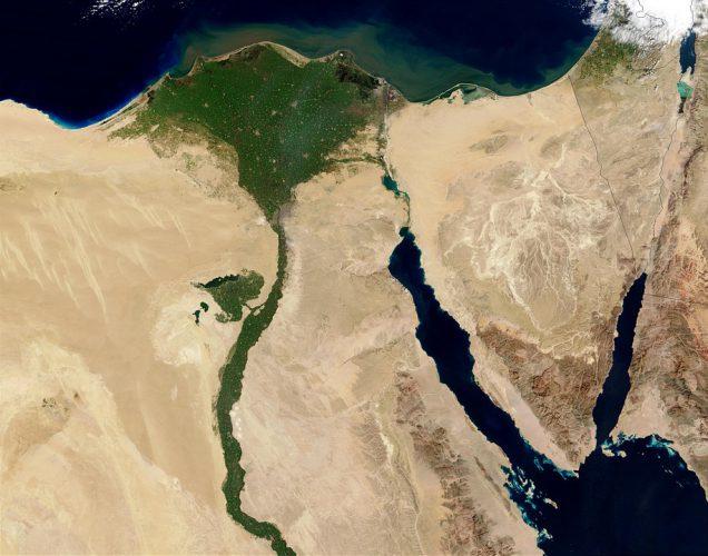 Visumplicht Egypte