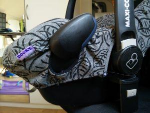 Dooky autostoelhoes
