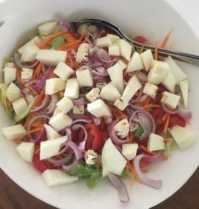 cumelo salade