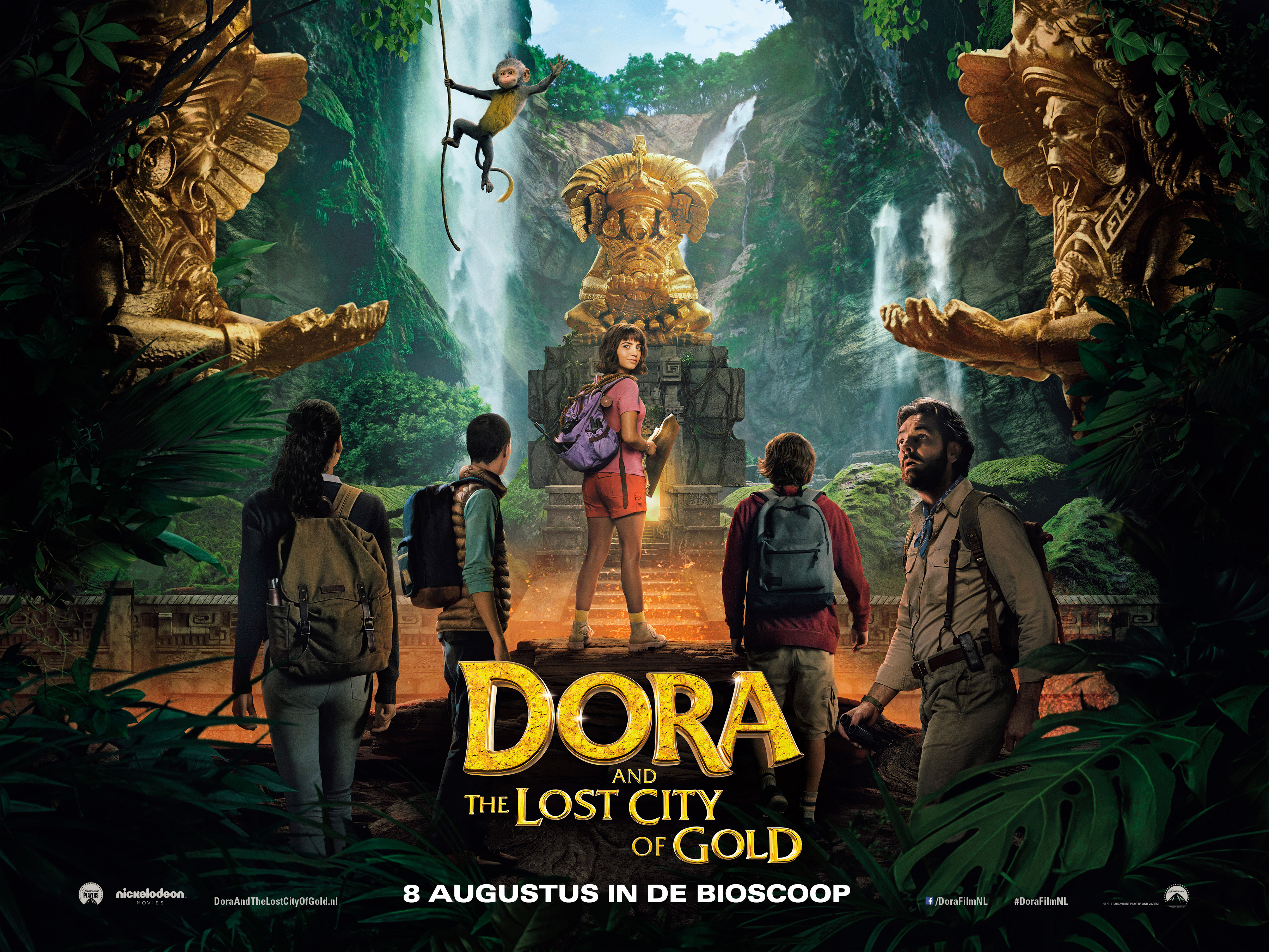 Dora and the Lost City of Gold (9+) met winactie