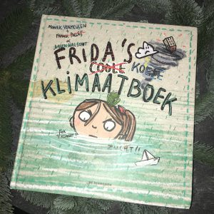 Frida's coole koele klimaatboek