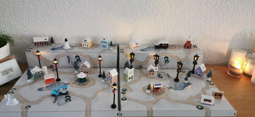 AH Winterdorp inspiratie lantaarnpalen van Action