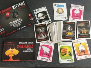 Exploding Kittens NSFW 18+ edititie