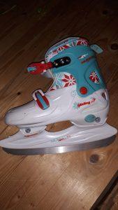 Nijdam verstelbare schaats