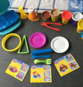 Play-Doh ontbijtset