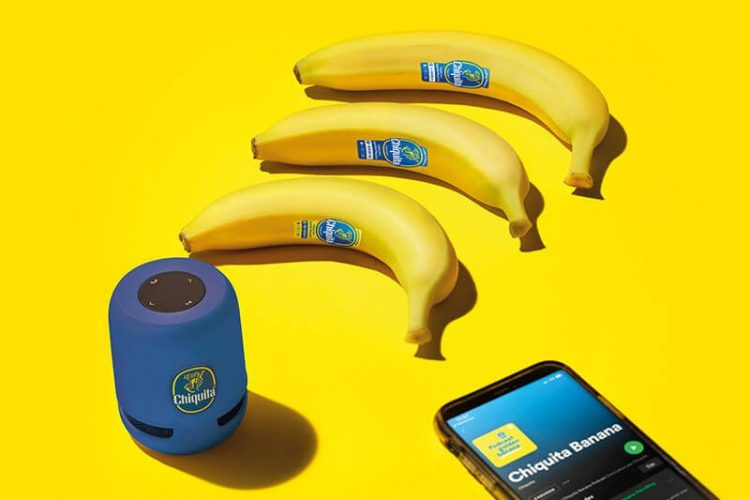 Chiquita - Spotify actie