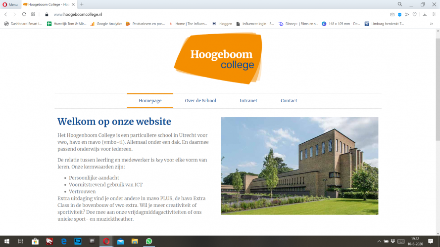 Hoogeboom college
