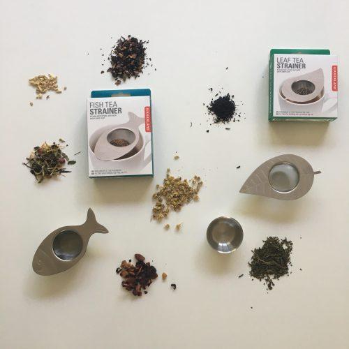 Kikkerland tea infuser