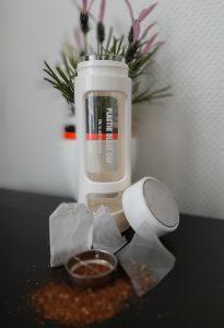 Megagadgets Fles Met Thee-ei Tea-infuser