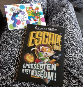 Escape boek Geronimo