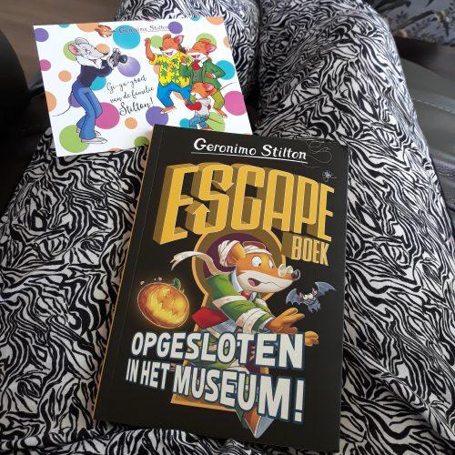 Escape boek Geronimo
