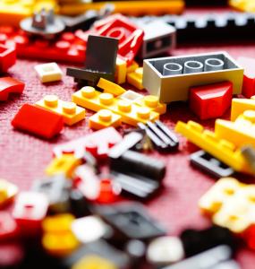 Lego stenen