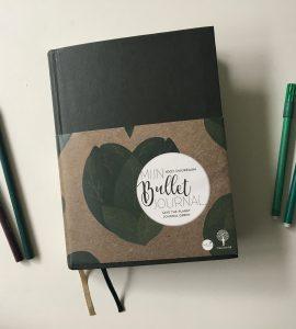 Mijn bullet journal als kookboek