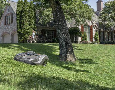 robotmaaier en egel