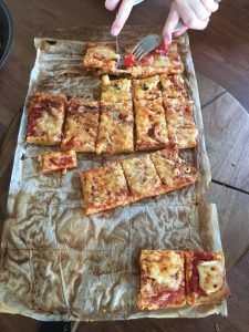 Tante Fanny pizza