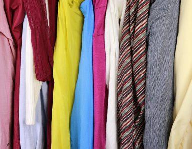 Inzamelen textiel, kleding