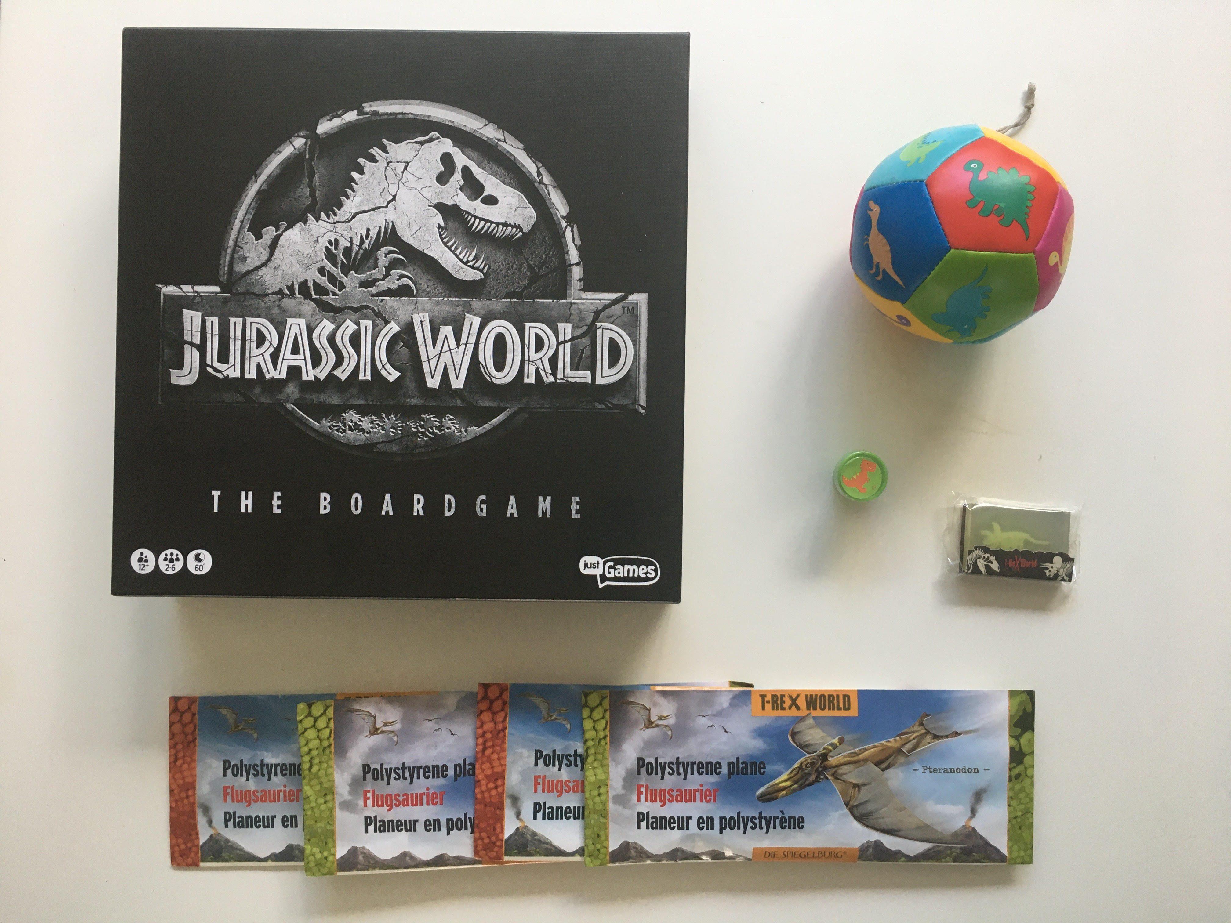 Dinoworld producten