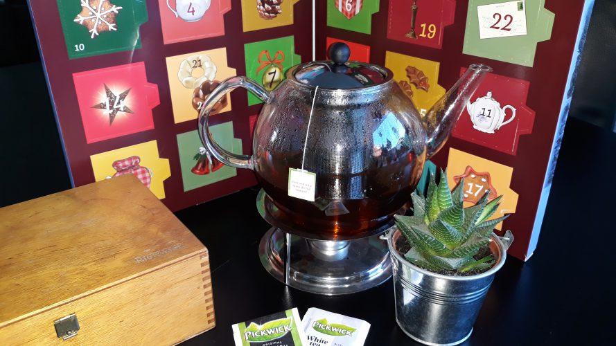 Pickwick Tea Topics Adventskalender