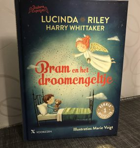 Bram en het droomengeltje (Lucinda Riley)