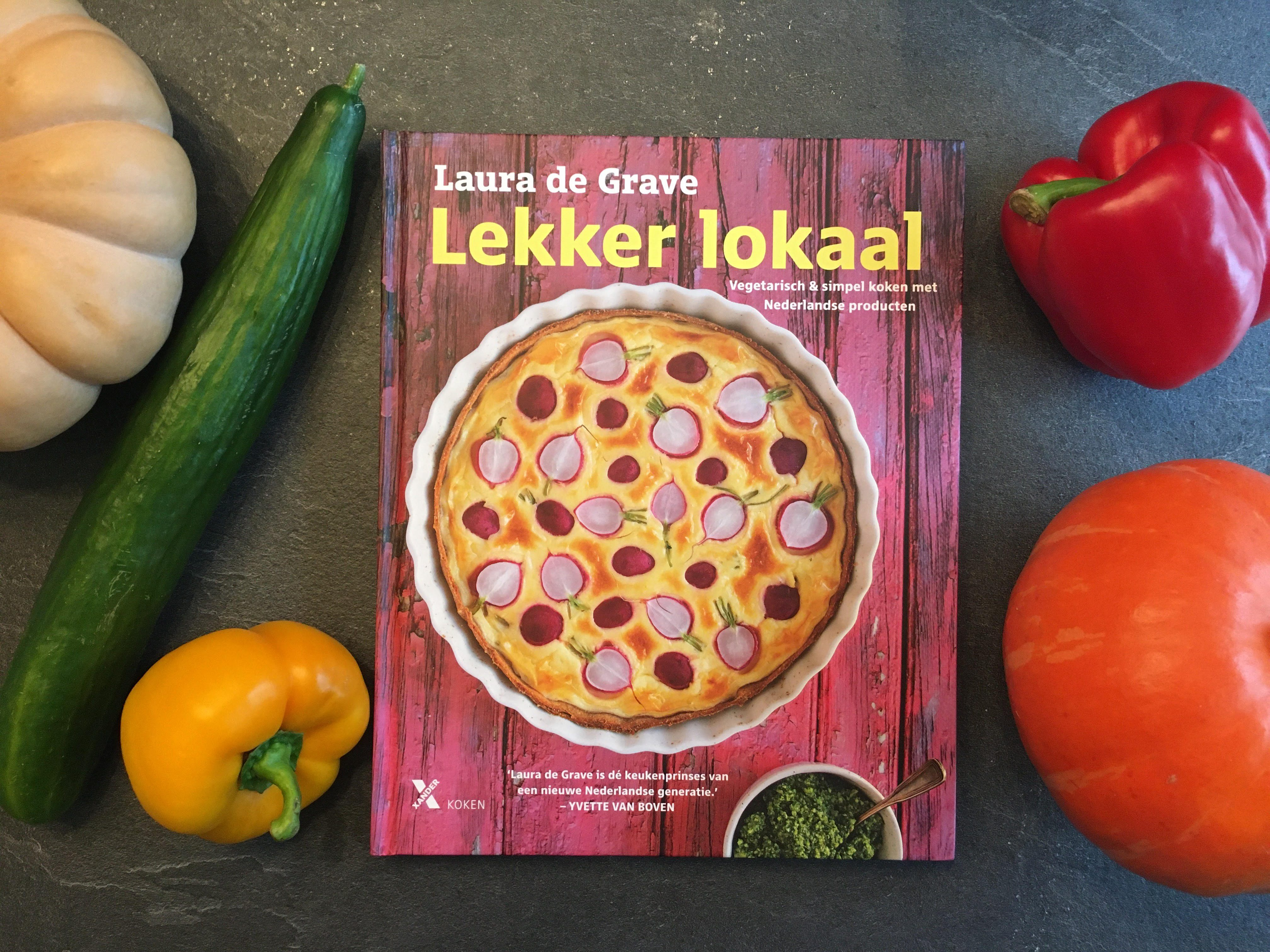 Vegetarisch & simpel koken met Nederlandse producten