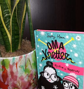 Oma Knetter- Winter & Wonder