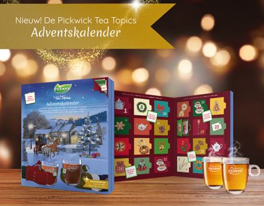 Pickwick Tea Topics Adventskalender