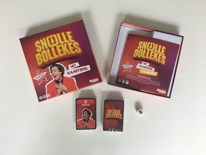 Snollebollekes kaartspel