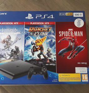 PS4 bundel met Spider-man