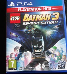 Lego Batman 3- Beyond Gotham game