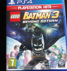 Lego Batman 3- Beyond Gotham game