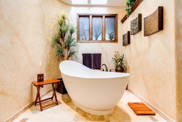 Een badkamer