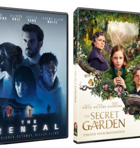 The Rental en The Secret Garden