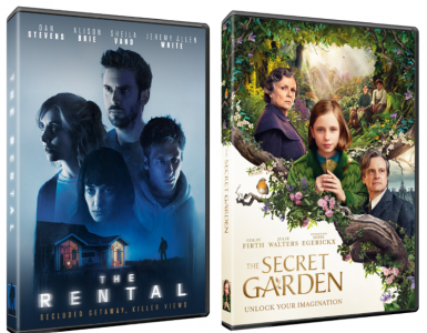 The Rental en The Secret Garden
