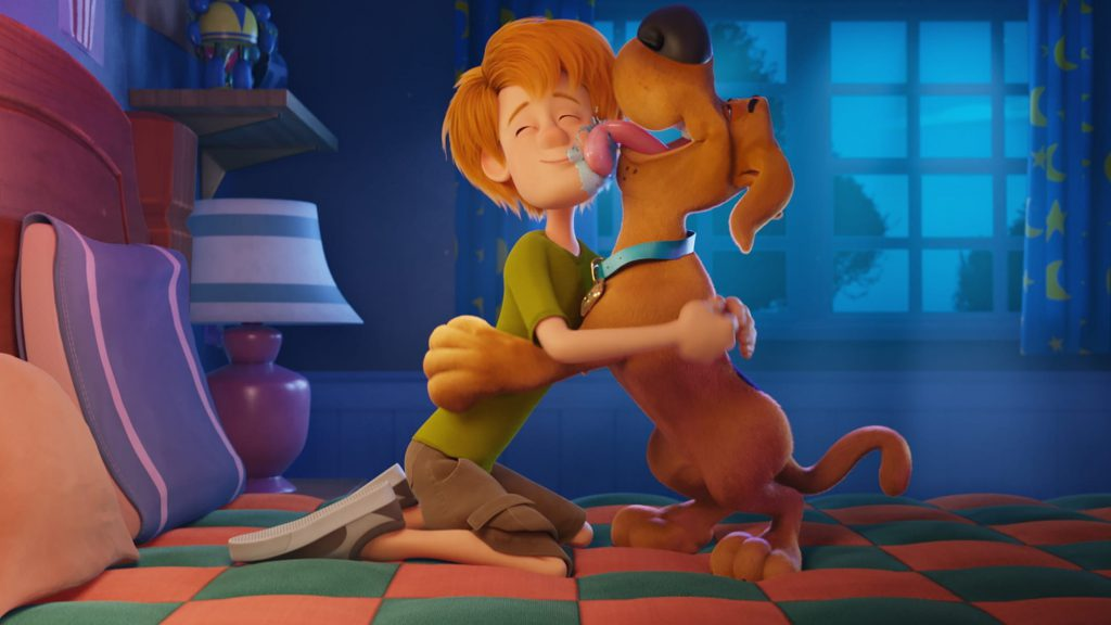 Scooby bij Pathé Thuis