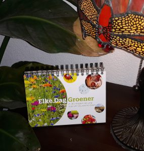 Elke Dag Groener kalender met tips