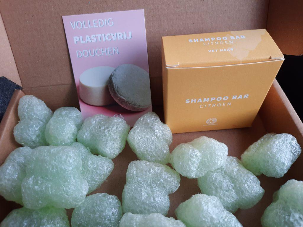 Shampoo Bars plasticvrij douchen