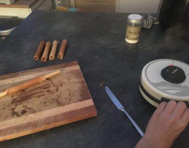 Rolletjes bakken