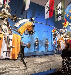 KERSTVAKANTIETIP: Ridder tentoonstelling in de Hermitage Amsterdam