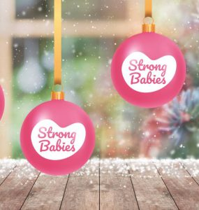 Strong Babies Kerst